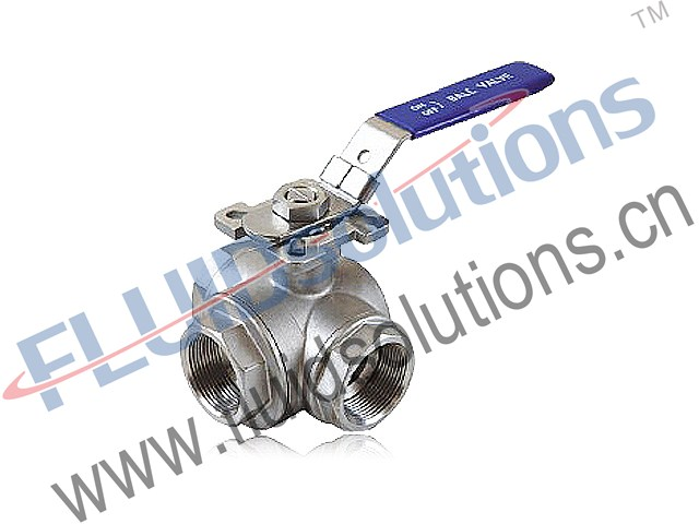 3-Way-Threaded-Ball-Valve-With-ISO5211-Direct-Mounting-Pad
