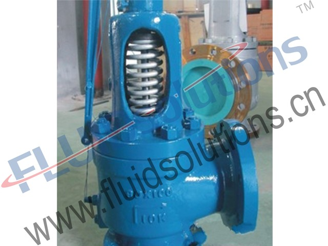 Flange Low Lift Safety Valve