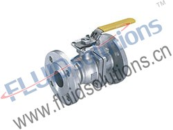 2PC-Flanged-Ball-Valve-With-ISO5211-Direct-Mounting-Pad-150-300
