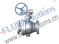 Trunnion-Ball-Valve