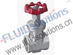 Threaded-Gate-Valve-200WOG