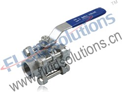 3PC-Threaded-Ball-Valve-1000WOG
