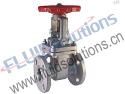 API600-603-150-300-Flanged-Gate-Valve