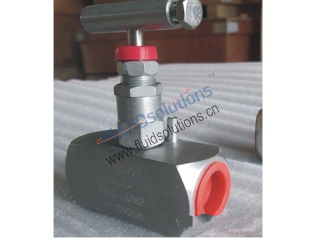 Weld Screwed Bonnet Needle Valve